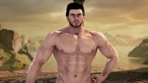 SCVI - Male Real Nipple for CAS