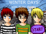WINTERDAYS sim date demo