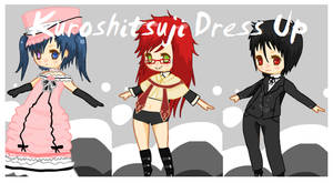 Kuroshitsuji Dress Up Game