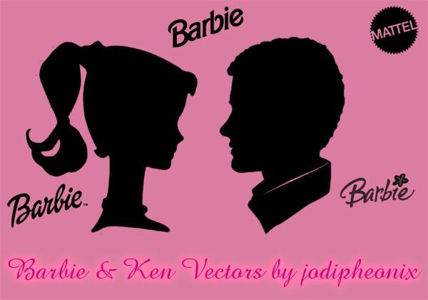 Barbie Silhouette Logo - Marcpous