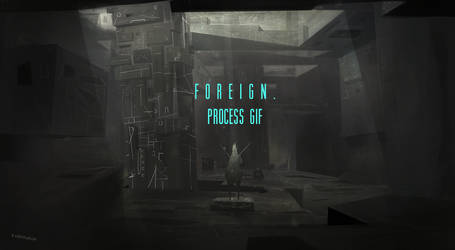Foreign. Process Gif by banihilman