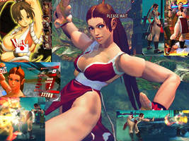 Mai Shiranui.09 beta by Hornyyoshi