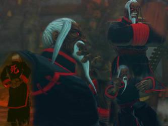 Dark Gen by Hornyyoshi