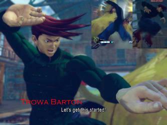 Trowa Barton by Hornyyoshi