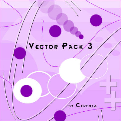 Vector Pack 3 by Cerenza