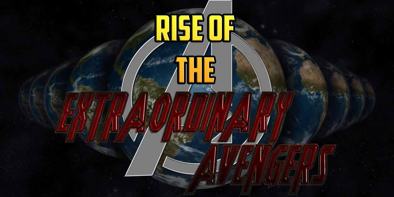 Rise of the Extraordinary Avengers - Coreline 10 by OrionPax09