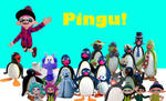 Pingu! by CuteYoshiLover