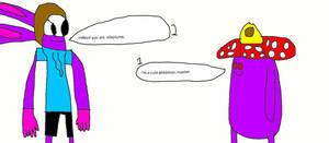 vileplume's a cute pokemon