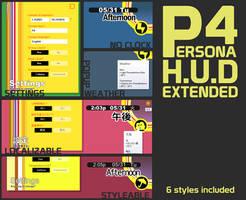 P4 HUD Extended