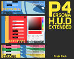 P3mix for P4 HUD Extended