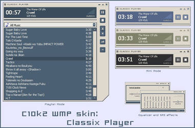 Classix Player for WMP