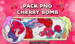 +Pack Png Cherry Bomb