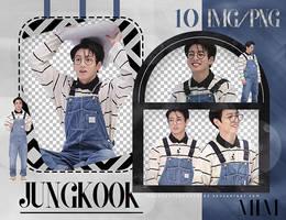 Pack PNG //  Jungkook 07 by MidnightInMemories