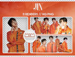 Pack PNG //  Jin 09