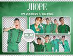 Pack PNG //  J-Hope 10