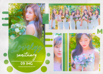 PHOTOPACK LOVELYZ / SANCTUARY / #223 by MidnightInMemories
