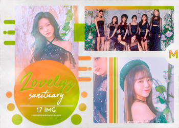 PHOTOPACK LOVELYZ / SANCTUARY / #224 by MidnightInMemories