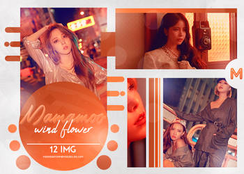 PHOTOPACK MAMAMOO / WIND FLOWER / #225 by MidnightInMemories