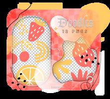 #Doodles PNG