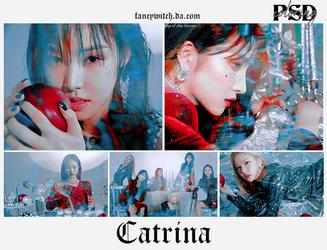 -catrina psd/coloring
