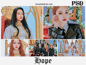 -hope psd/coloring