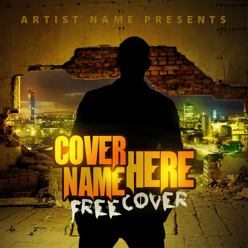 Free Mixtape Cover Psd 1 By Shiftz