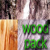 Woodpack textures by sofijas