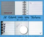 School Love Textures
