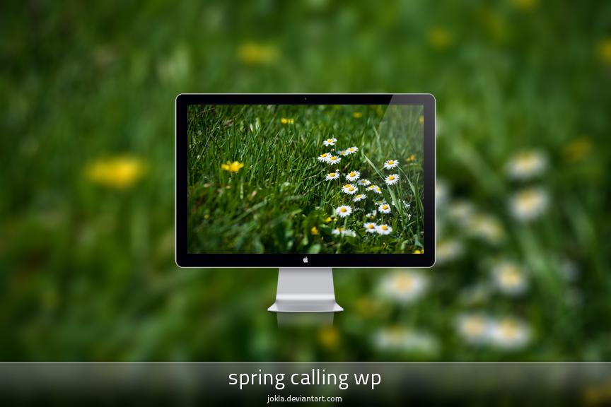spring calling wp by IgorKlajo