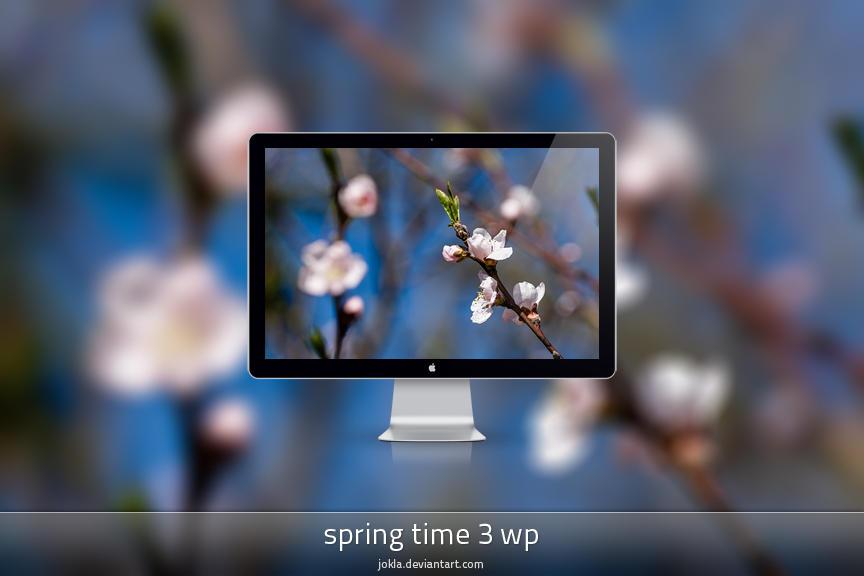 spring time 3 wp by IgorKlajo