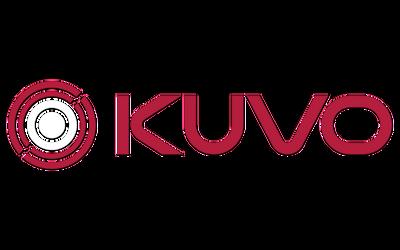 KUVO Logo Vector