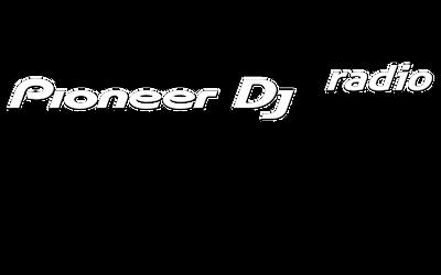 Pioneer DJ Radio Logo Vector