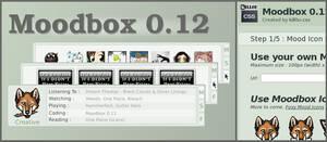 MoodBox 0.12 + PHP Generator