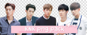 + KNK Solo Knock Png Pack