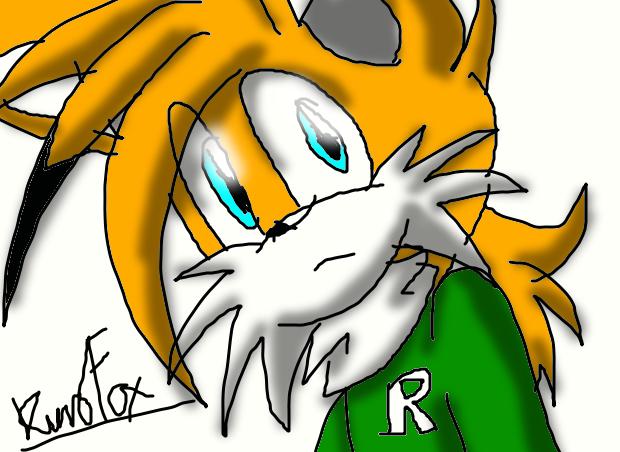 Miles Reen the Fox by KurobaFox1412