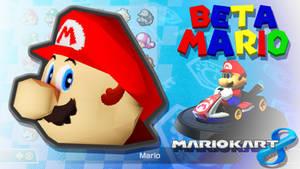 [Download] SM64 Beta Mario in Mario Kart 8