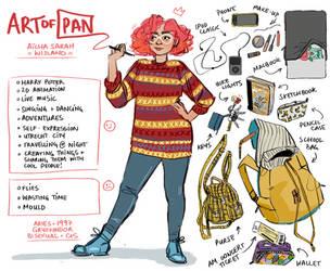 Meet The Artist by artofpan