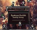 Bleach Byakuya Kuchiki Desktop Shimeji