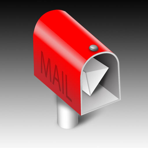 Icon, mail box by MohdSaad
