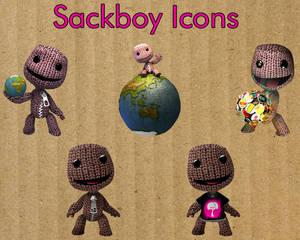 Sackboy Icons