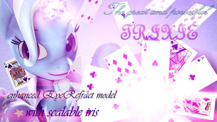 [DL] Trixie Enhanced Eyerefract Model by Shutdp