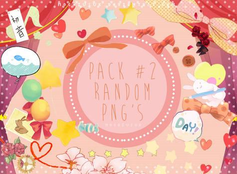 Pack #2 Random Png's