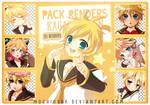    Pack Renders Kagamine Len   