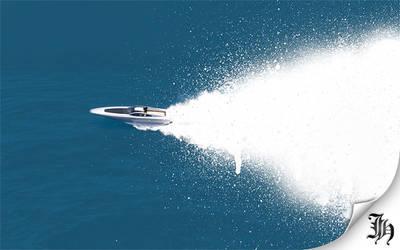 Spray Boat