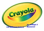 134 Crayola Colors