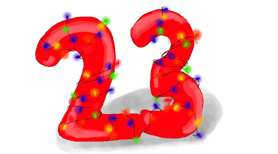 23 Days! by TheStarWalker