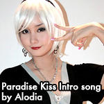 Paradise Kiss Song by Alodia