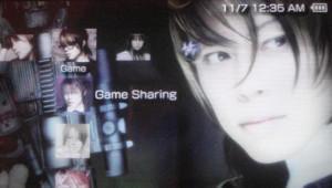 T.M.Revolution PSP Theme