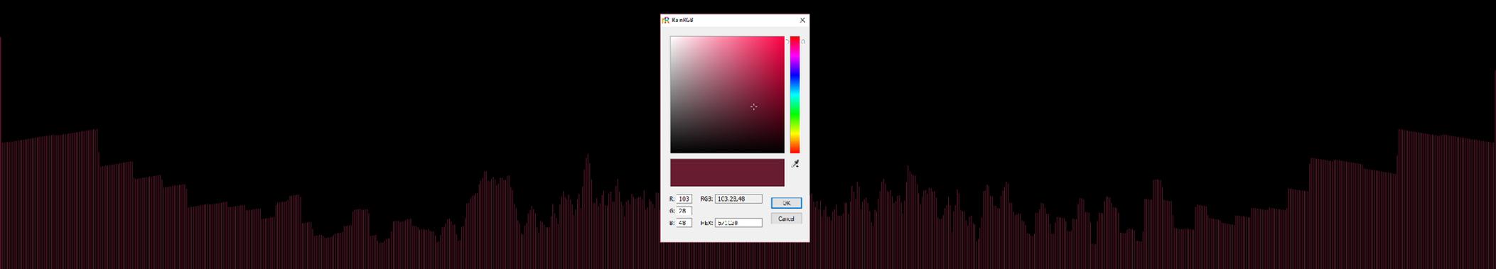 Heke's Visualiser for QHD Resolution (No Delay) by KattyGaz0423