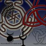 Pagan Brushes by MishkaRose